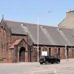 Anniesland Methodist Church, demolished in 2014