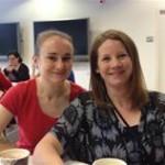 Christine Gundry and Emma Shanks