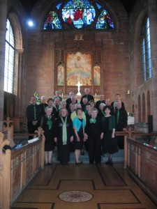 Jordanhill Liturgical Choir