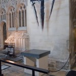 The Altar of the Sword-Point in Canterbury Cathedral