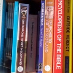 Books for borrowing at All Saints